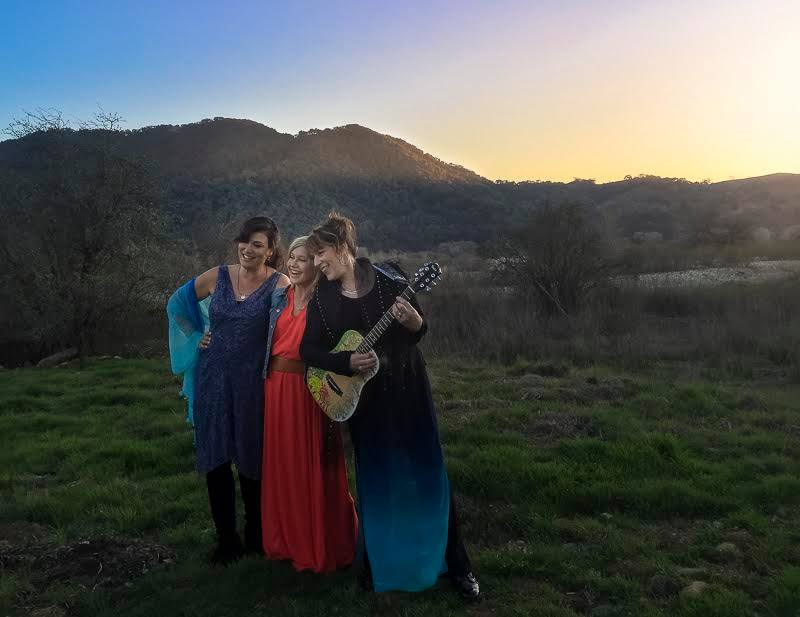 "shooting the video for ""Liv On"" in February 2016 at Olivia's Ranch"
