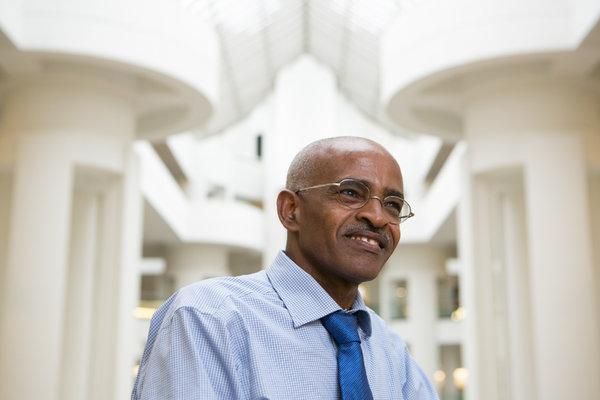Dr. Ahmedin Jemal