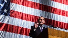 Veterans Affairs Secretary Robert McDonald